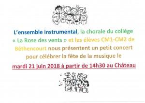 Chorale Béthencourt 210618